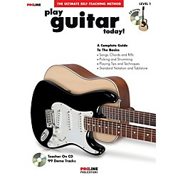 ProLine Play Guitar Today! (Book/CD) (699604)
