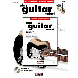 ProLine Play Guitar Today! (Book/DVD Pack) (699607)