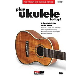 ProLine Play Ukulele Today DVD (321159)
