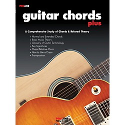 ProLine Pro Line Guitar Chords Plus Book (252)