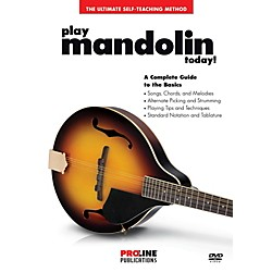 ProLine Proline - Play Mandolin Today DVD (321257)