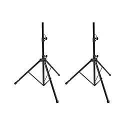 ProLine Speaker Stand (2-Pack) (2-LST2BK SS7755B-KIT)