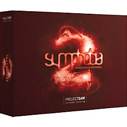 ProjectSAM Symphobia 2 Sample Library Software (PS-SYM2-H)