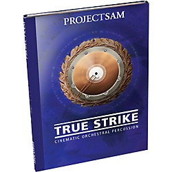 ProjectSAM True Strike 1 Cinematic Orchestral Percussion Library (PS-TS1-500942)