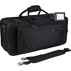 Protec IP301D iPAC Double Trumpet Case (IP301D)