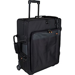 Protec IP301QWL iPAC Quad Trumpet Case with Wheels (IP301QWL)