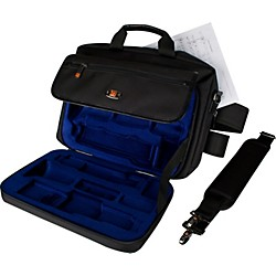 Protec LUX Clarinet Case with Sheet Music Messenger Bag (LX307)