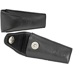 Protec Leather Small Brass Mouthpiece Pouch (L-203)
