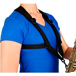 Protec Smaller Padded Harness For Alto / Tenor / Baritone Saxophone (A306SM)