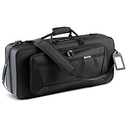 Protec Tri Pac Case for Alto Sax, Clarinet and Flute (PBTRIALT)