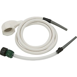 Quick Horn Rinse CSB-001 Small Bore Hose and Faucet Connector Attachment (CSB-001)