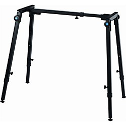 Quik-Lok Height & Width Adjustable Mixer/Keyboard Stand (AMS-WS-421)