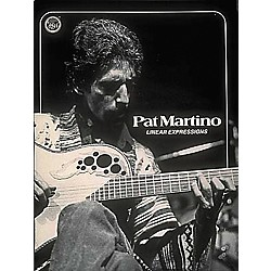 REH Pat Martino - Linear Expressions For Guitar Book (70011)