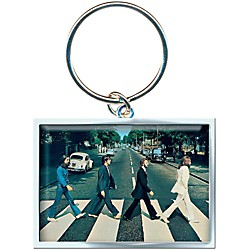 ROCK OFF Abbey Road Keychain (BKC014)