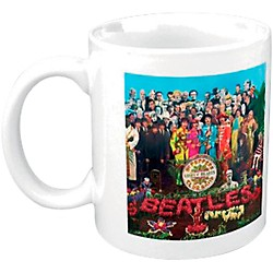 ROCK OFF The Beatles Boxed Mug: Sgt Pepper (BTTWMUG03)