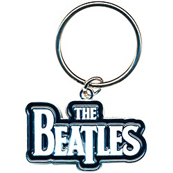 ROCK OFF The Beatles Metal Keychain (BKC002)
