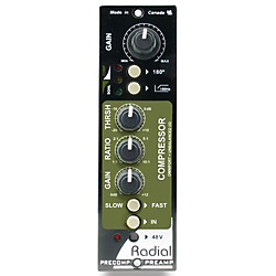 Radial Engineering PreComp 500 Series Channel Strip (R700 0114)