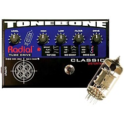 Radial Engineering Tonebone Classic Tube Distortion Pedal (R800 7010 USED)