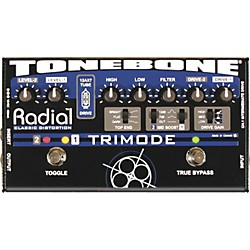 Radial Engineering Tonebone TriMode Distortion Pedal (USED004000 R800 7015)