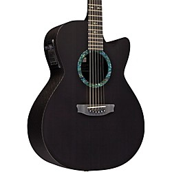 Rainsong Concert Series CO-WS1000N2 Graphite Acoustic-Electric Guitar (USED004000 CO-WS1000N2)