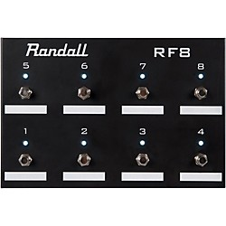 Randall RF8 Guitar Footswitch (USM-RF8)