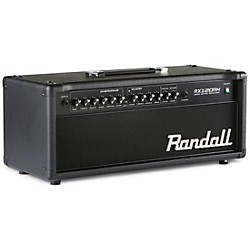 Randall RX Series RX120RH 120W Guitar Amp Head (USED004000 RX12ORH)