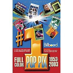 Record Research Joel Whitburn Presents #1 Pop Pix, 1953-2003 Book (331214)
