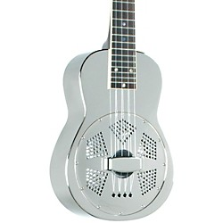 Recording King RU-998 Metal Resonator Ukulele (RU-998)