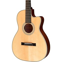 Recording King Studio Series 12 Fret OO Acoustic Guitar with Cutaway (USED004000 RP2-626-C)