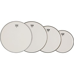Remo 4-Piece Emperor Smooth White Batter Head Pre-pack (PP-0571-BE)