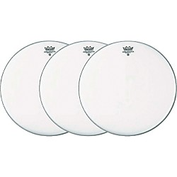 "Remo Ambassador 14"""" Coated Snare Head/3-Pack (KIT772996)"