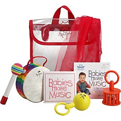 Remo Babies Make Music Kit with DVD (LK-1200-B1)