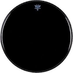 Remo Black Powerstroke 3 Resonant Bass Drum Head (P3-1018-ES)