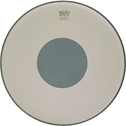Remo Controlled Sound Smooth White with Black Dot Bass Drum (CS-1222-10-)