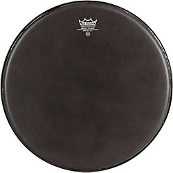 Remo Emperor Ebony Suede Marching Bass Drumhead (BB-1814-ES)