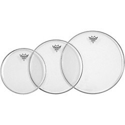Remo Emperor Tom Drumhead Pack (PP-0950-BE-)