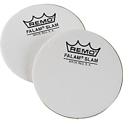 Remo Falam Slam Pad Kevlar Bass Drum Patch (2 Pack) (KS-0002-PH-)