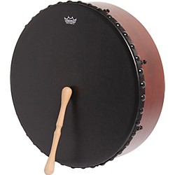 Remo Irish Bodhran Drum with Bahia Bass Head (ET-4516-81-)