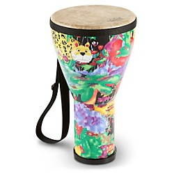 Remo Kid's Percussion Rain Forest Djembe (KD-0608-01)