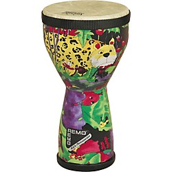 Remo Kid's Percussion Rain forest Doumbek (KD-0306-01)