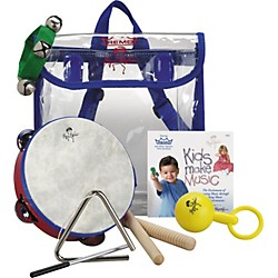 Remo Kids Make Music Kit with DVD (LK-2200-K1)