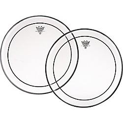 Remo Marching Pinstripe Propack Drumhead Set (PP-0120-PS)