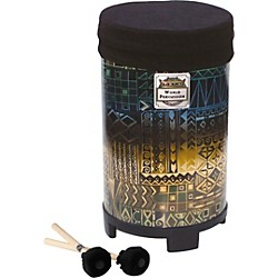 Remo NSL Short Tubano with Volume Control Cap and Mallets (TU-NS14-16)