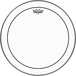 Remo Pinstripe Clear Bass Drum Head (PS-1318-00)