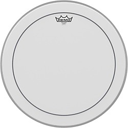 Remo Pinstripe Coated Bass Drumhead (PS-1118-00-)