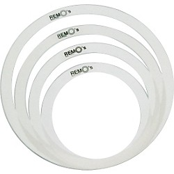 "Remo RemOs Tone Control Rings Pack - 12"", 13"", 14"", 16"" (RO-2346-00-)"
