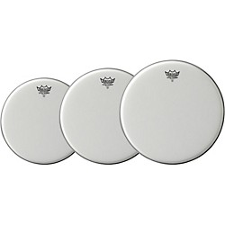Remo Vintage Emperor Drum Head 3-Pack, 10/12/14 (KIT872493)