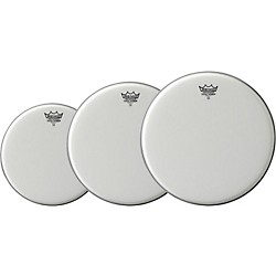 Remo Vintage Emperor Drum Head 3-Pack, 13/16/18 (KIT872505)