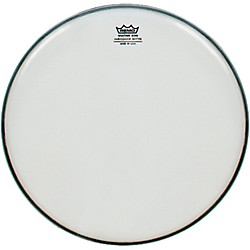Remo Weatherking Smooth White Ambassador Batter (BA-0206-00)
