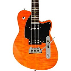 Reverend Reeves Gabrels Signature Electric Guitar (RGSOFM)
